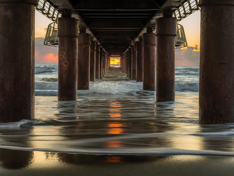 Luce dal fondo